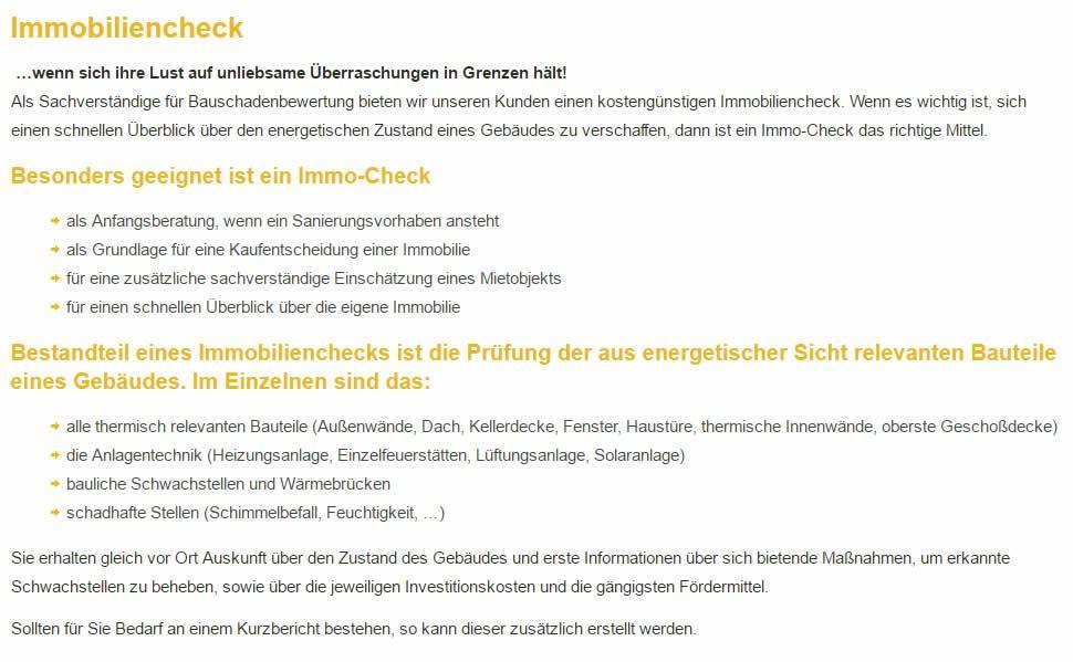 Immobiliencheck, Baugutachter in  Heilbronn