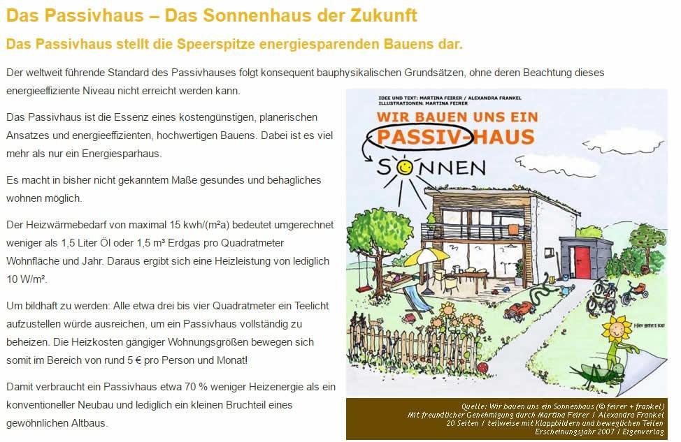 Passivhaus aus  Heilbronn